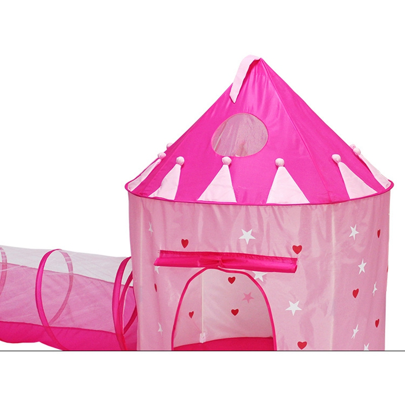 New Arrival Portable Play House Baby Kids Play Tent Outdoor Indoor Castle Play House Toys for Children Ball Pool Toy Tents
