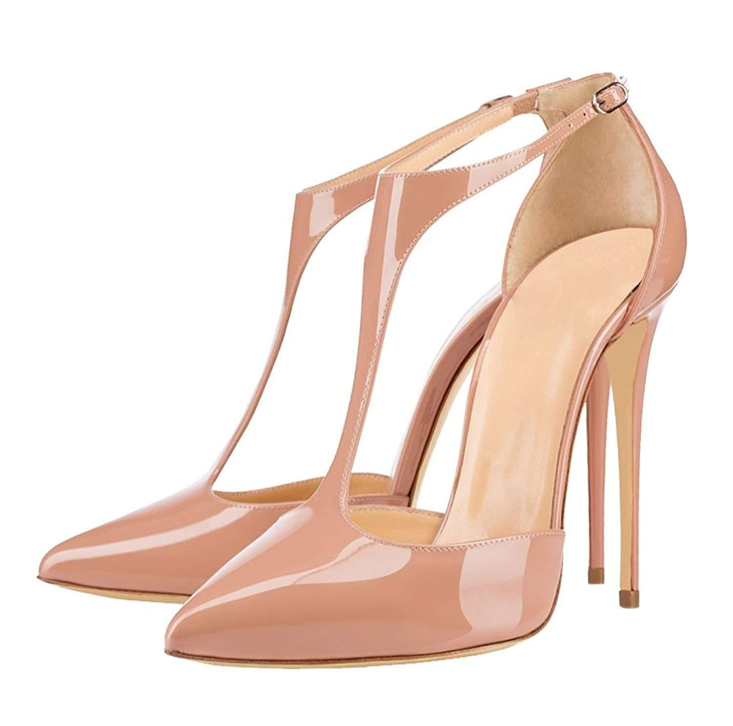 Fashion2019 Single Fashion Latest Shoe Sharp Golden Rome Fine With Women's Will Code High-heeled Shoes