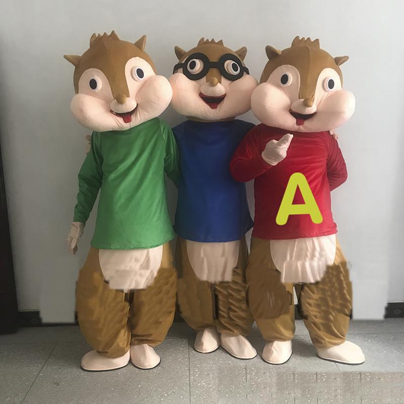 Discount Alvin Chipmunks Costume Alvin Chipmunks Costume 2020 On Sale At Dhgate Com