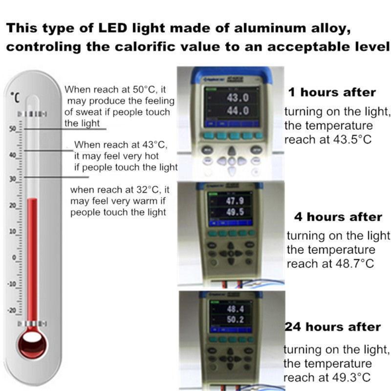A-Series Aquarium 5730 LED Lamp 12-39W LED Fish Tank Light 100~240v Brief Aquarium Aquatic Water Plant Grow Light13