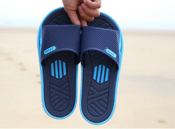 Fashion New Design Anti Slip Adult Men Shoes Sport Slide Slippers Outdoor Indoor Beach Slippers For Man (19)