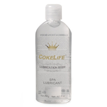 Authentic COKELIFE Personal Water-Based Anal Sex Lubricant SPA body Massage Oil Masturbation Grease Sex Lube Oral Vaginal Gel O2