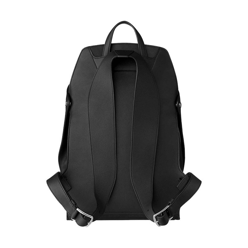 /  Men's Business Casual Cityback 27 Backpack Personality Black Backpack H072050CK89-BA11