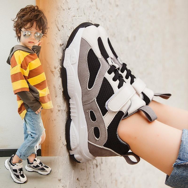 Scarpe da ginnastica bambini Ventilazione Scarpe da corsa in catamite Tempo libero Ragazza Papà Fiore bambini Bambino Ragazza Moda Ragazzo Scarpe Viola