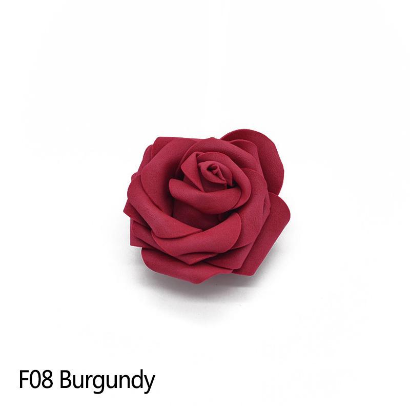 F08 Burgundy