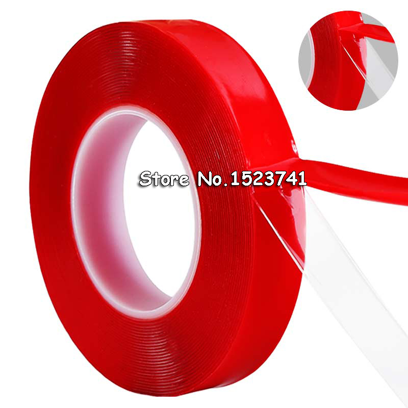 10mm 164ft Black Double Sided Adhesive 3M Tape For Phone LCD Touch Screen Repair
