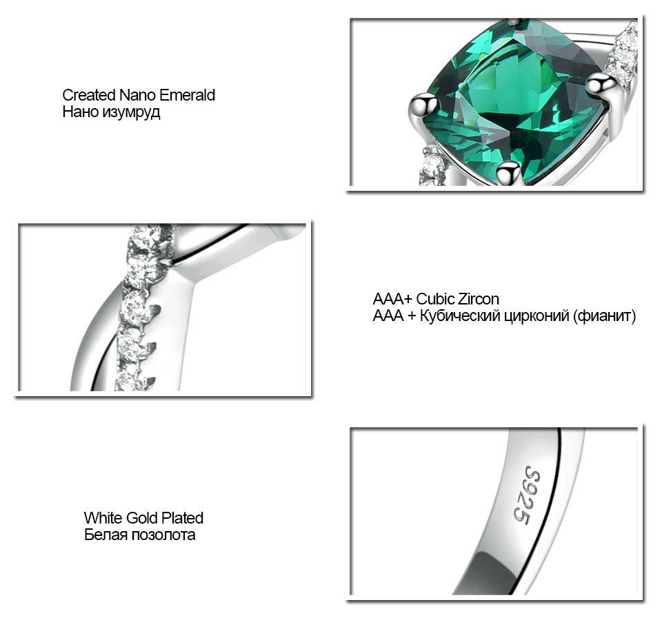 UMCHO-Emerald-925-sterling-silver-rings-for-women-RUJ086E-1-pc_07