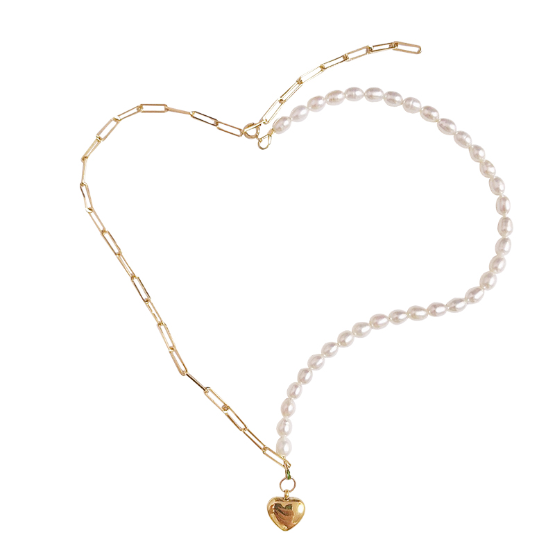 Discount Pearl Gold Necklace Indian Designs Pearl Gold Necklace Indian Designs 2020 On Sale At Dhgate Com
