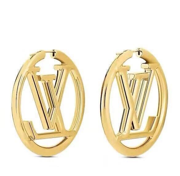Lou 2019 Classic Peach Stud Earrings Personnalité Intéressante vision, processus de coupe rend la surface polie très belle