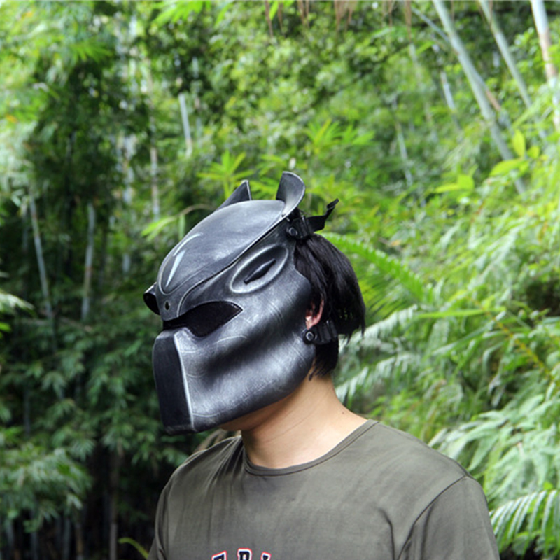 Alien-Vs-Predator-Lonely-Wolf-Mask-With-lamp-Outdoor-Wargame-Tactical-Mask-Full-Face-CS-Mask (2)