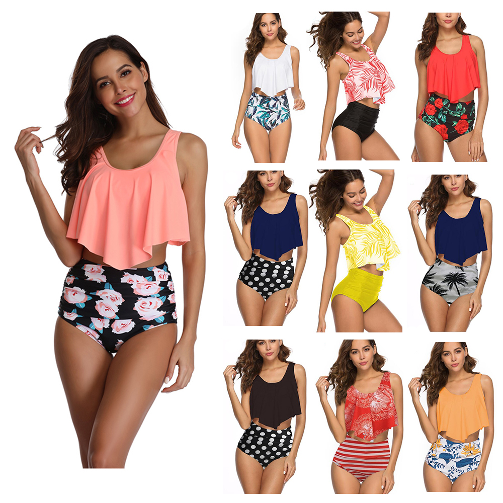 Ladies Swim Wear Bikini Costume Da Bagno Spiaggia Vacanza Estiva Nuoto LOTTO scegliere NUOVO