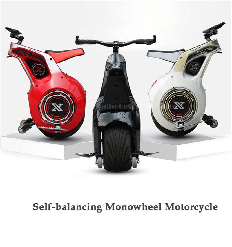 Daibot Powerful Electric Scooter One Wheel Self Balancing Scooters APP 19 Inch Motorcycle 800W 67.2v Electric Unicycle Scooter (25)