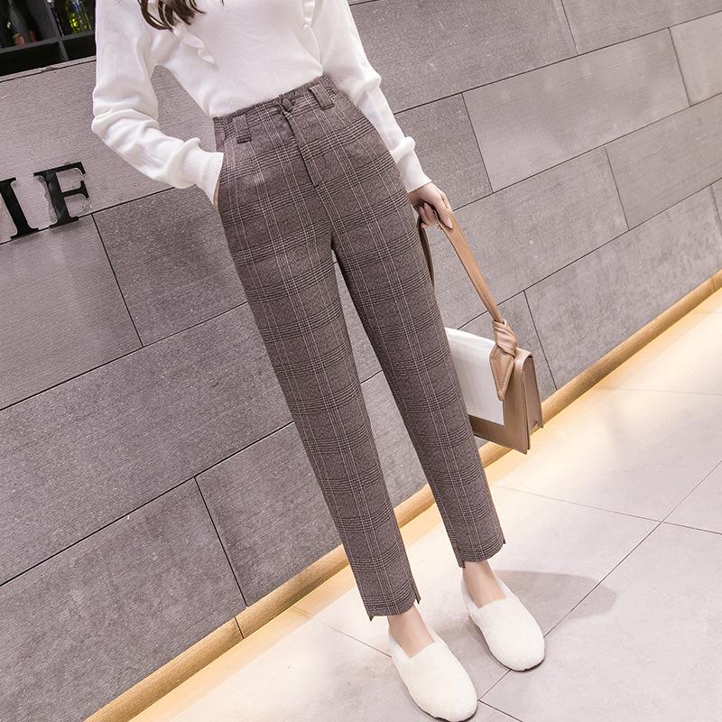 Por Mayor Pantalones De Lana De Mujer Comprar Articulos Baratos De Suministro De Argentina En China Dhgate Com