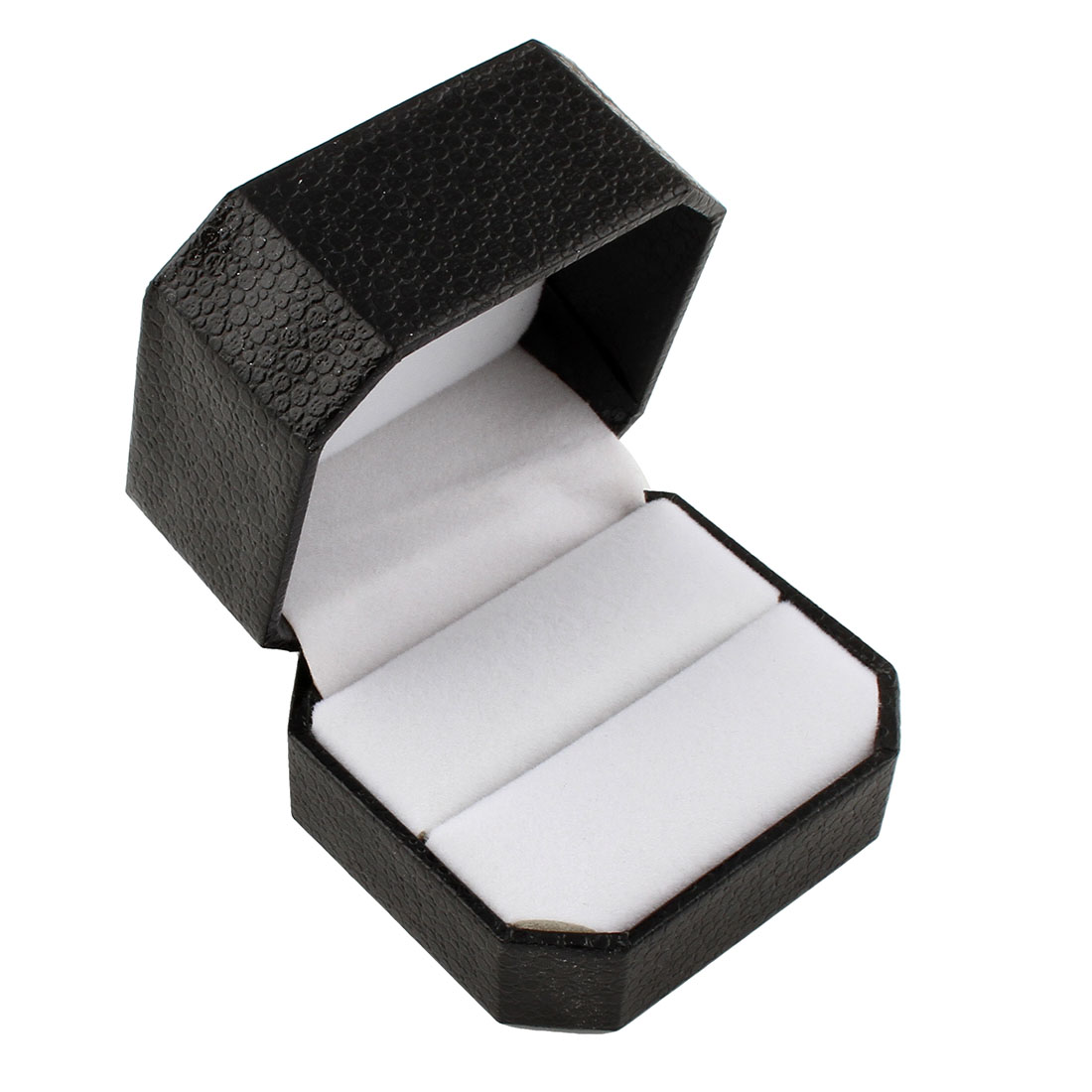 Ring Box Wholesale /Bag Pu Leather & Paper Engagement Wedding Earring Storage Foldable Case Ring Box Pendant Jewelry Display