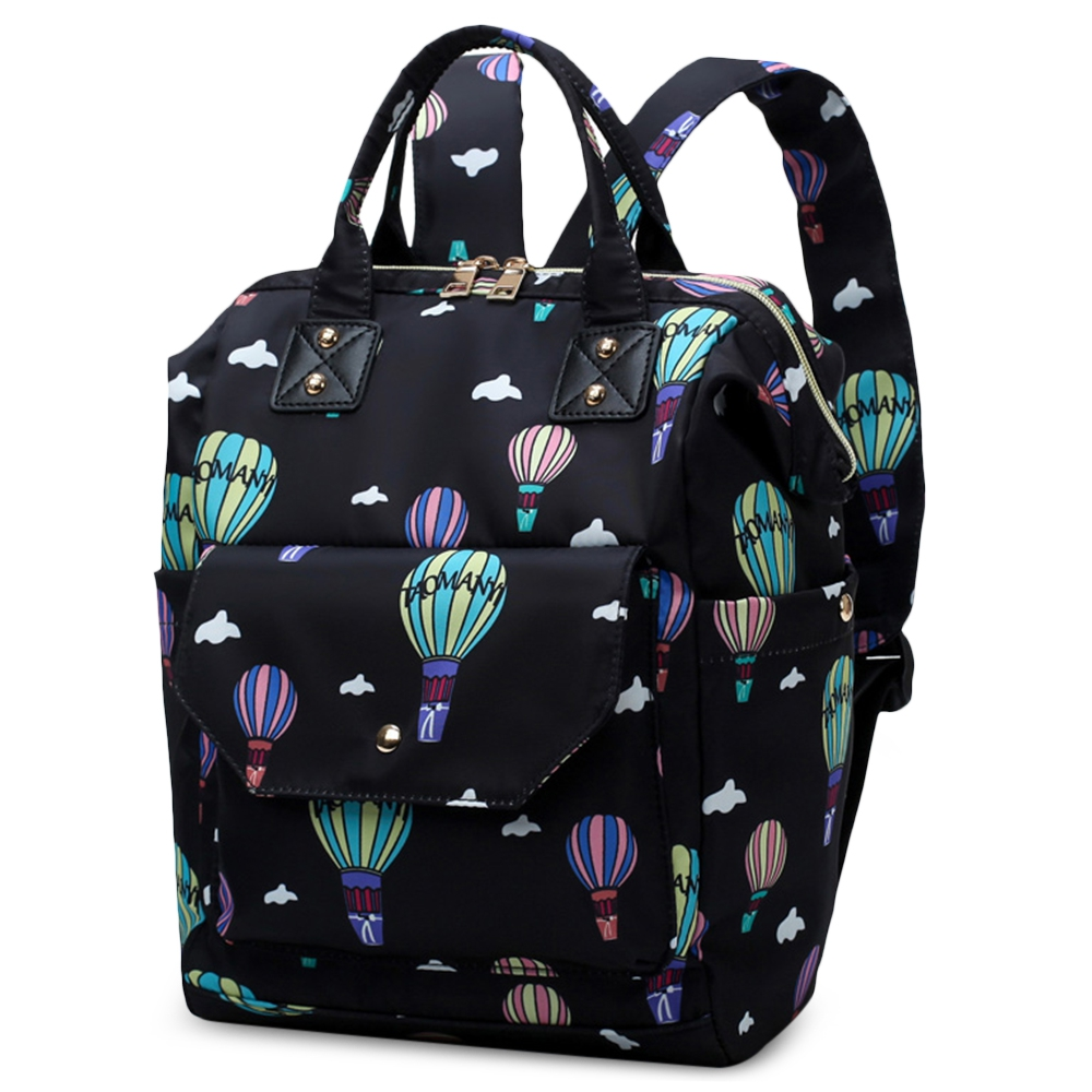 Diaper Bag Cute Pattern Waterproof Large Capacity Mother Women Backpack Fashion Mummy Maternity Nappy Bag For Mother Gift (3)