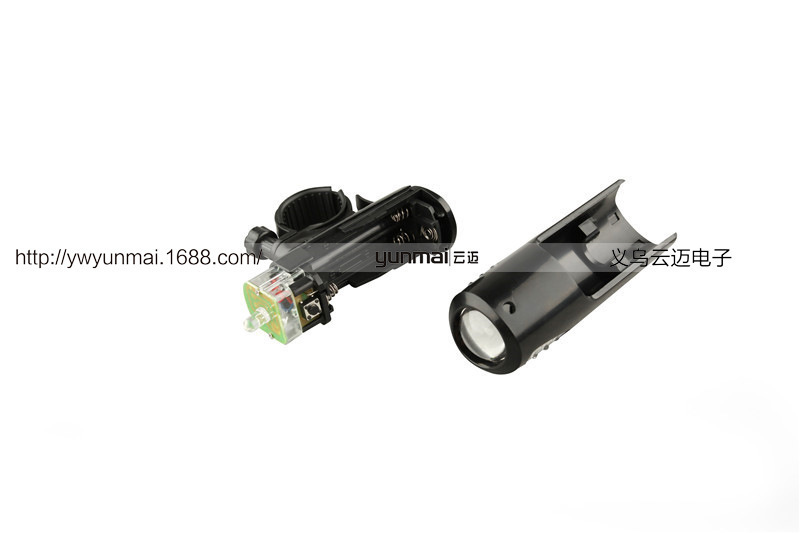 Led Bicycle Headlight A Mountain Country Vehicle Gao Liangdu Headlight Illuminating Lamp A Mountain Country Car Night Ride Equipment