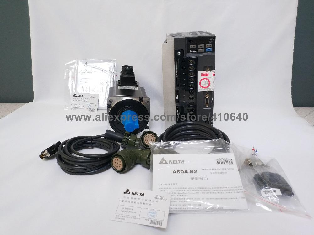 Delta 2KW Servo motor and Drive (3)
