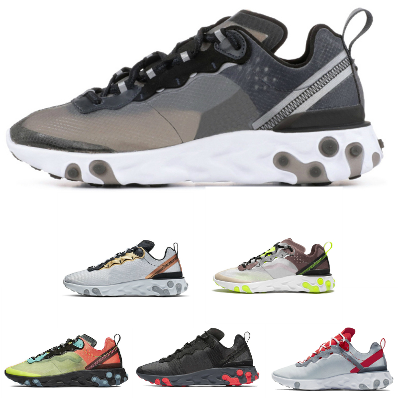 Nike air max 87 55 Asics Skechers off white Jordan basketball slipper sandel designer shoes vapormax nmd men kanye women Vermelho Total Laranja Netuno