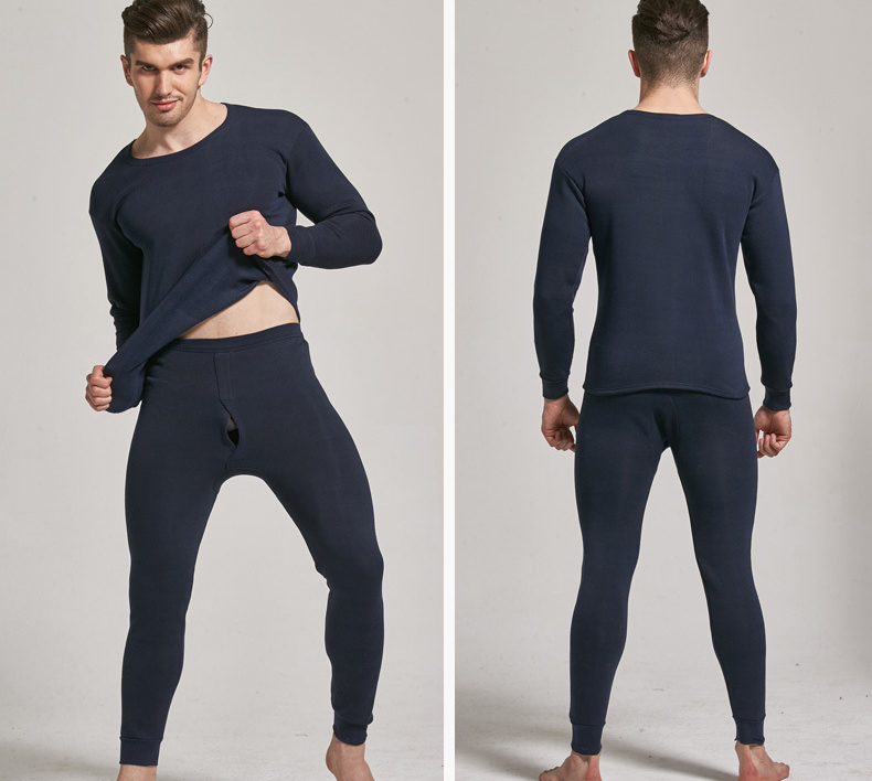 Thermal Underwear For Men Plus Size Thermal Underwear Set Winter Long Johns Men Warm Thermal Underwear Set Thermo Kleding 22