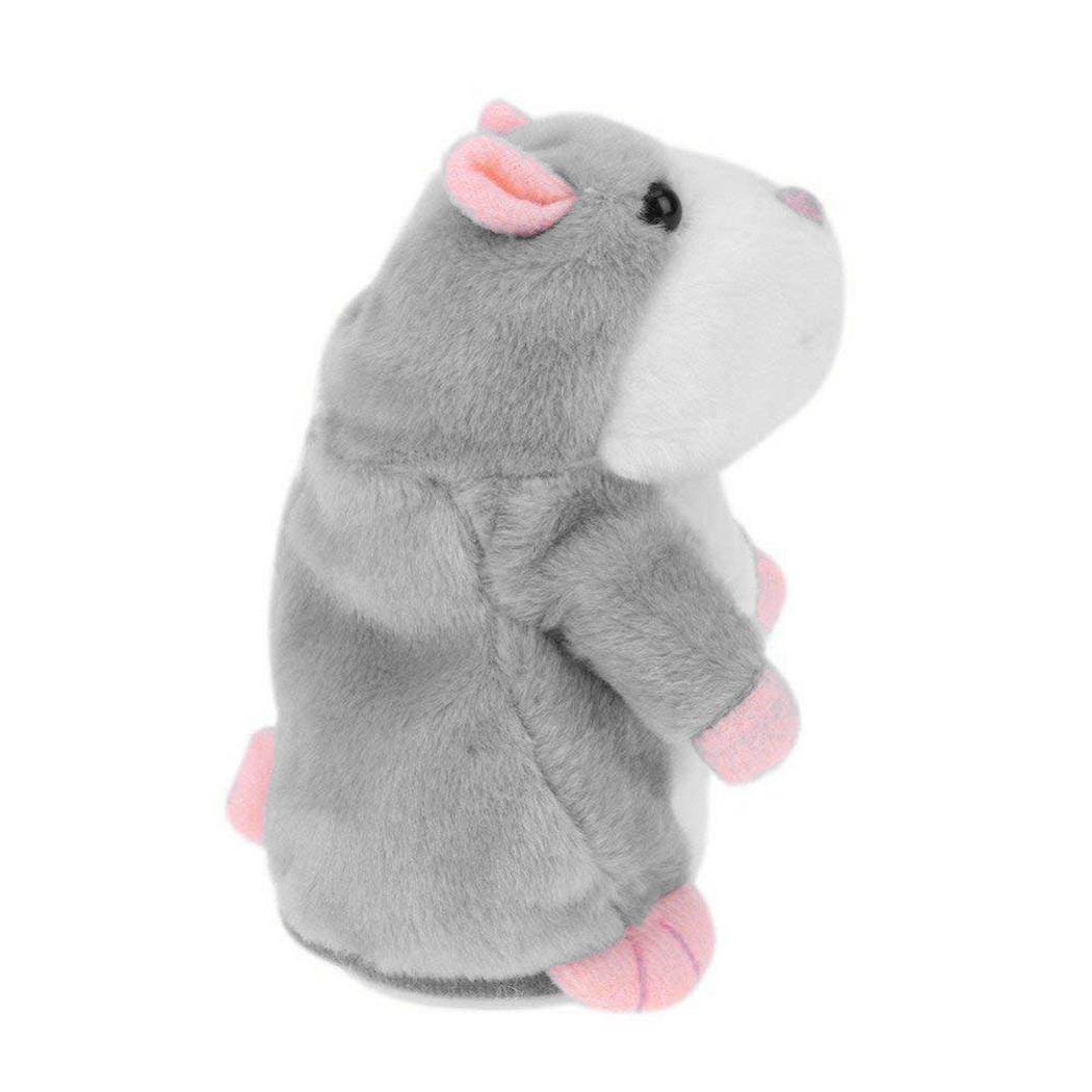 Mode Kinder Nette lustige sprechende Hamster elektronische Plüschtier Mode neue nette sprechende Hamster