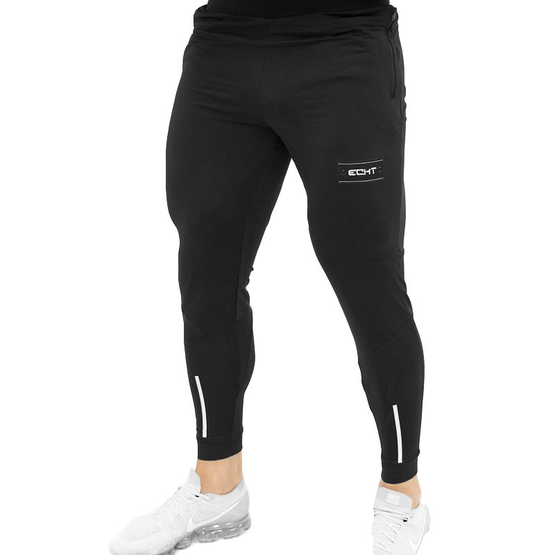 Tight Men Pants Fitness Gym Sweatpants (4)