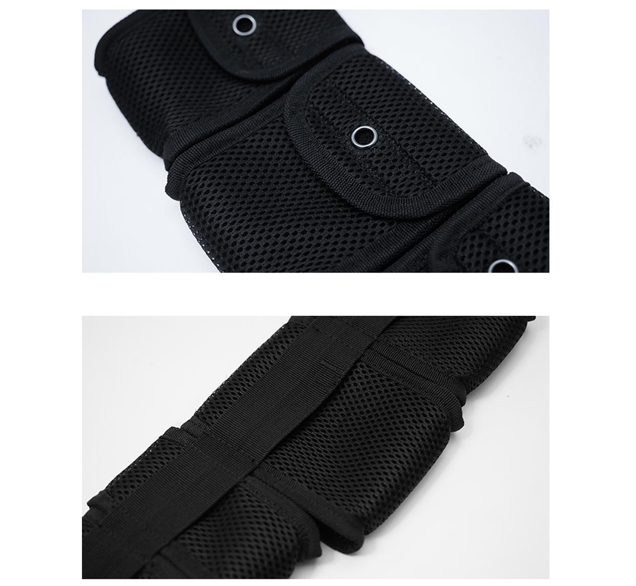 3e15db60d Hiphop Tactical Waist Bag Waterproof Oxford Molle Men Women Fanny Pack  Fashion Chest Bag Men Crossbody Bags Military Waist PackUSD 12.95/piece
