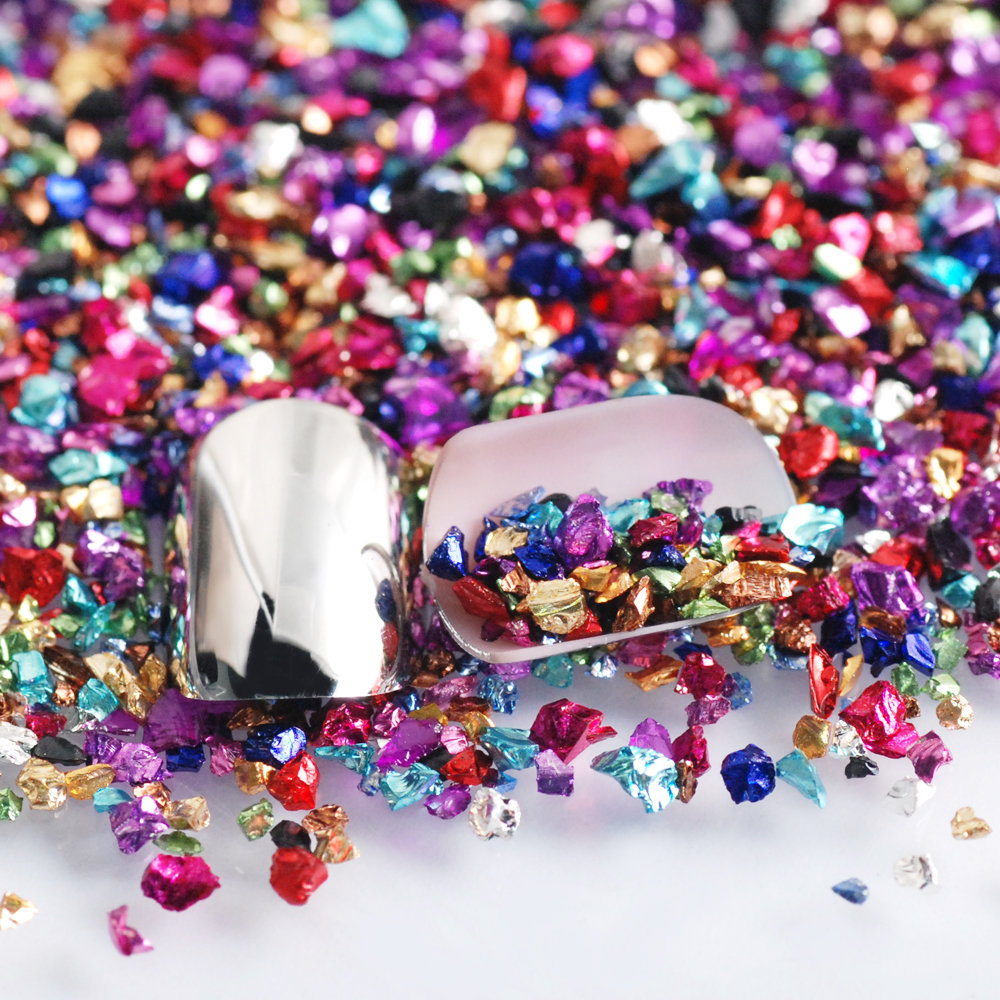 Wholesale-prices-450g-Bag-Broken-Glass-Rhinestones-for-Nails-Gems-3D-Mix-Nail-Art-Rhinestone-Decorations (2)