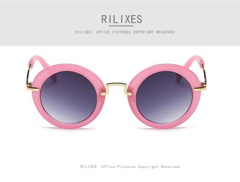 NEW Baby Girls Sunglasses Brand Designer UV400 Protection Lens Children Sun Glasses Cute Kids Sunglasses Cool Goggles (10)