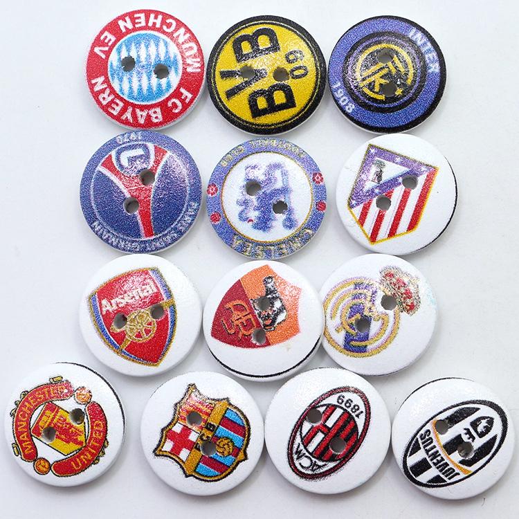 100-pz-15mm-legno-colore-misto-bottoni-dipinto-calcio-FAI-DA-TE-stampa-del-fumetto-di (3)