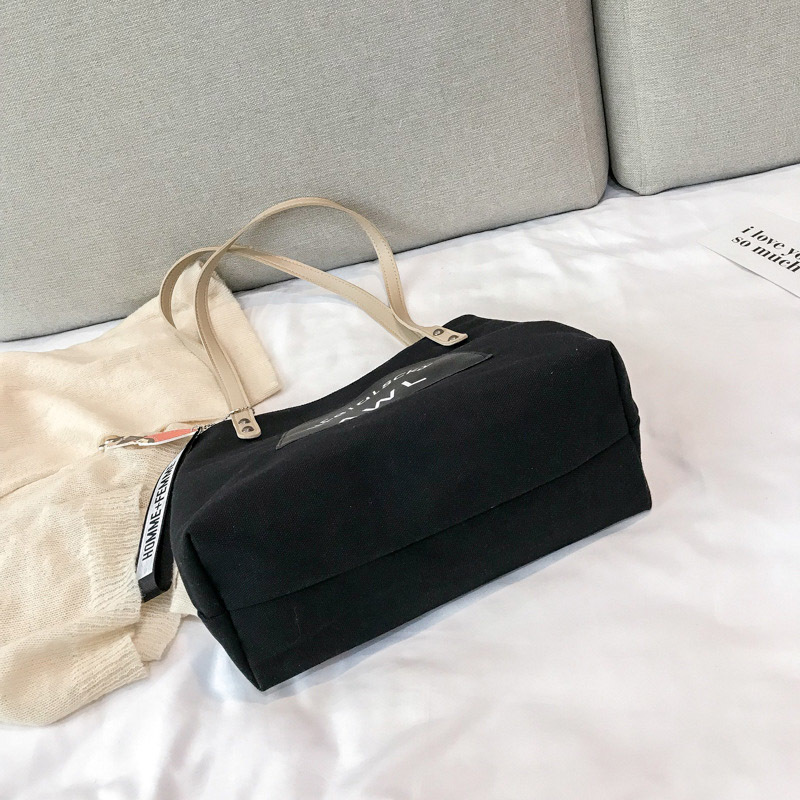 Women Canvas Handbag Fashion Designer Ladies Letter Crossbody Messenger Shoulder Bag Female Fashion Purse Sac A Main SS7382 (12)