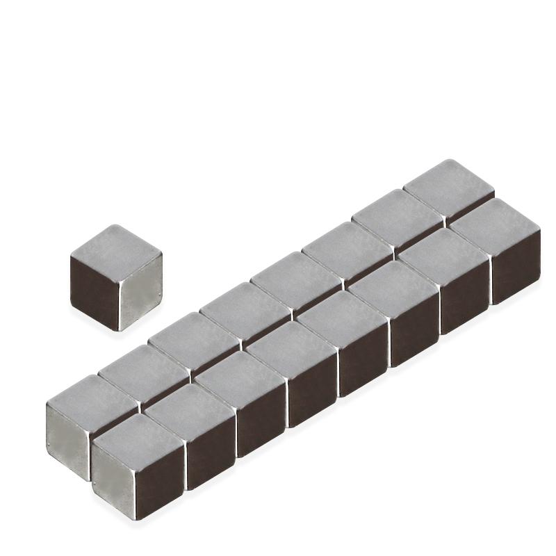 Utility Magnete Blocco 10x10x10 mm N52