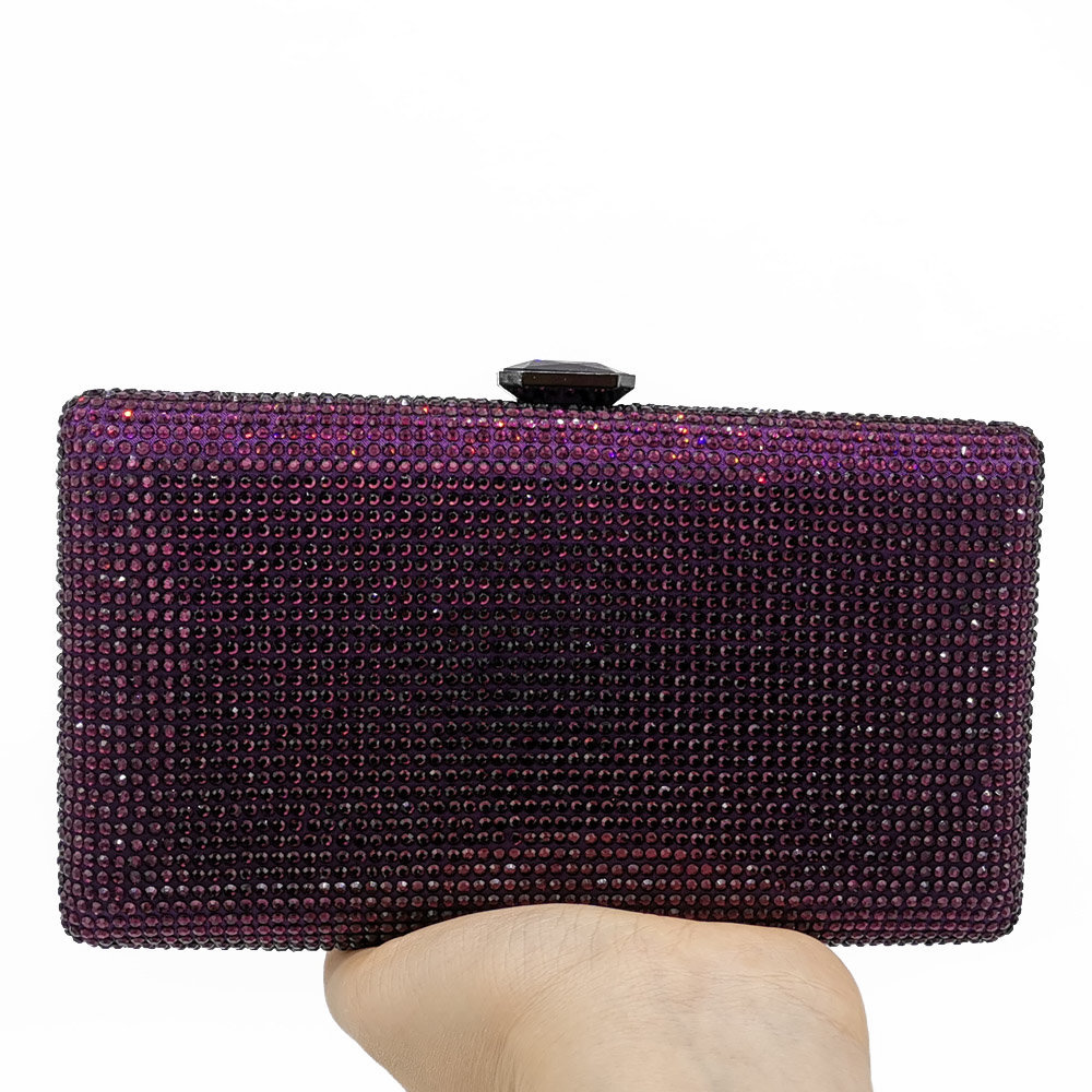 Crystal Evening Clutch Bags (37)