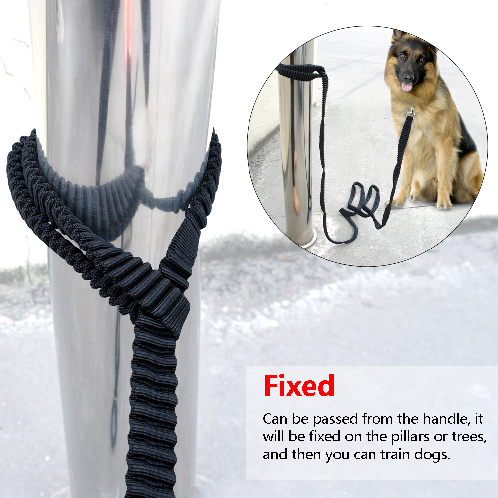 No-pull Dog Tracking Lead Leash Special Non-slip Design Pet Long Strap With Soft Handle For Daily Training Running Walking 3m 5m