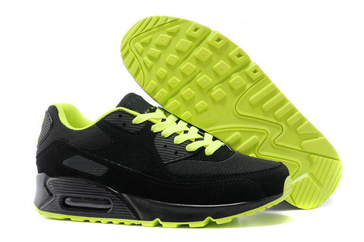 Men Sneakers Shoes Classic 90 Men Running Shoes Sports Trainer Cushion 90 Surface Breathable Sports Shoes 40-45