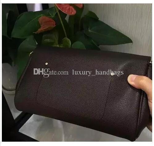 M40718 Designer Handbags High Quality Luxury Handbags Famous Brands Original Material Leather Shoulder Strap Shoulder Bags M40718