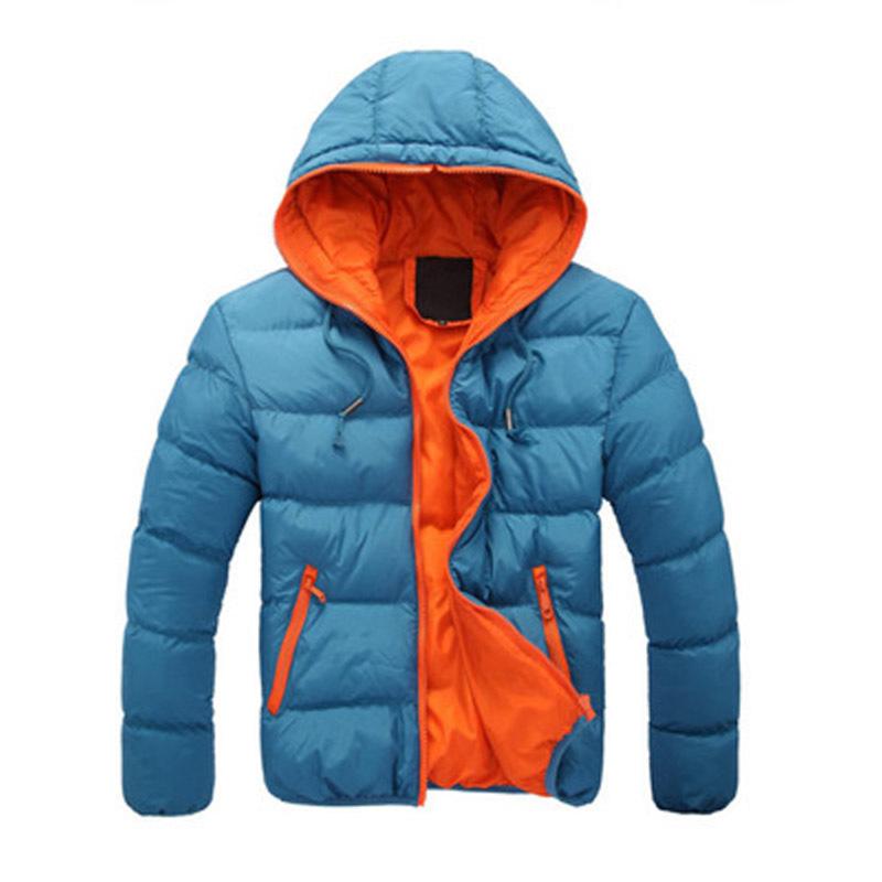 Chaquetas de invierno para hombre, marca de moda, abrigo para hombre, bombardero con capucha, abrigos de parka cálidos, abrigo básico para hombres, ropa de invierno, chaqueta
