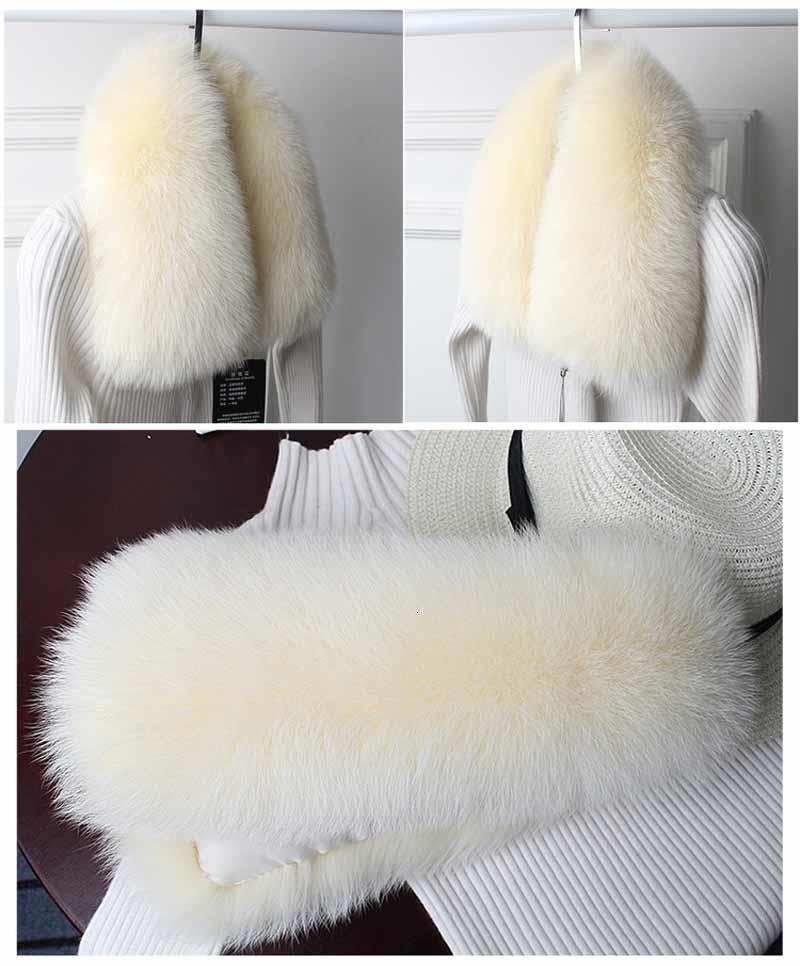 fox fur collar cream 2