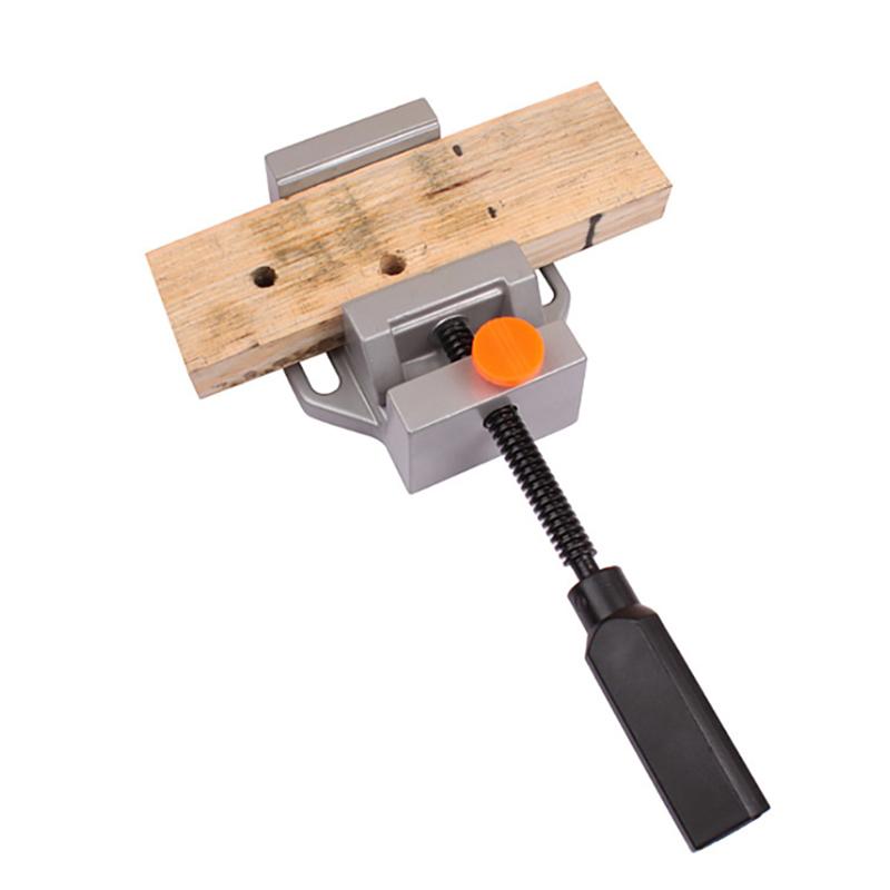 """4/"""" 100 mm Une Main Vitesse Pince à cliquet Vice menuiserie charpentier bricolage travail du bois"""