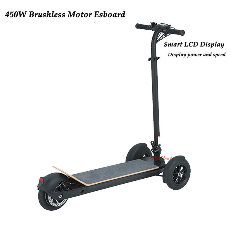 Daibot Electric Scooters Adults 3 Wheels ES Board Self Balancing Scooters 450W Brushless Motor Kids Foldable Electric Skateboard (25)
