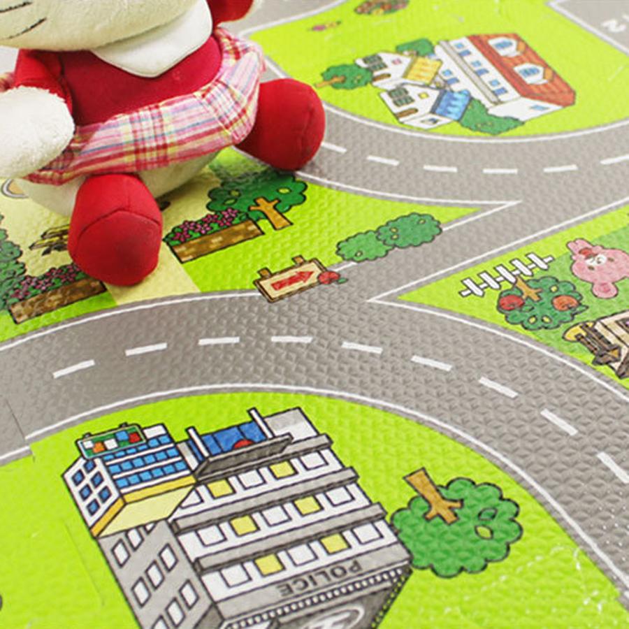 Foam Carpet Puzzle(3)