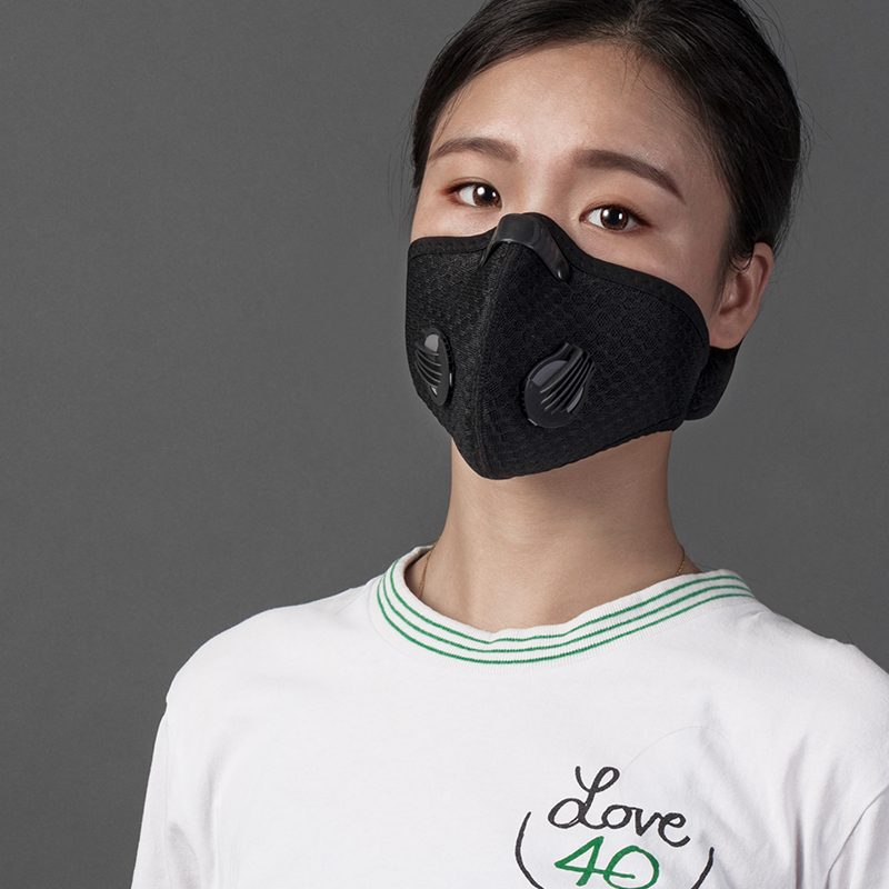 maschera antinquinamento n95