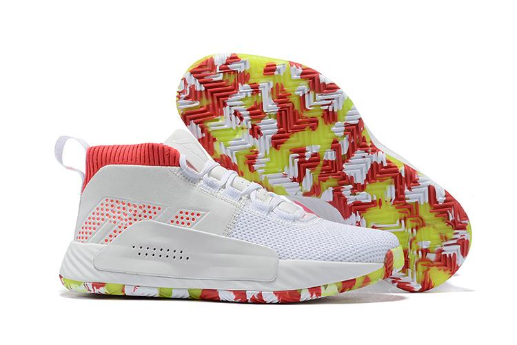 Novo 2019 Damian Lillard V Suede 5 s Ano Novo Chinês Bruce Lee Backetball Sapatos Sapatos Masculinos Sports Dame 5 Sapatilhas Sapatilhas 40-46