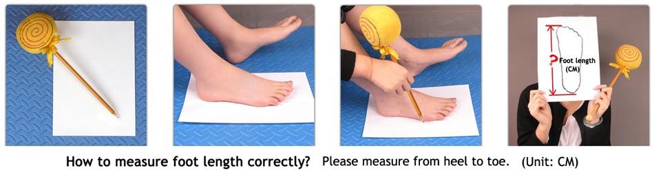 foot-length-measurement