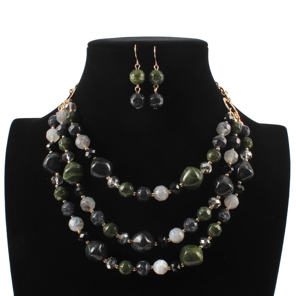 fashion women jewelry sets (9)