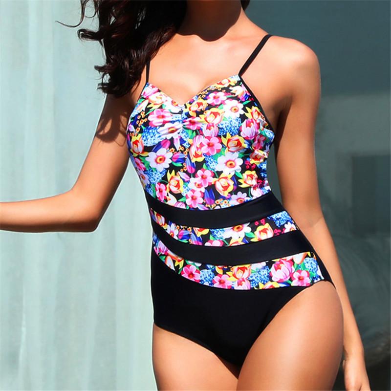 large sizes swimwear female