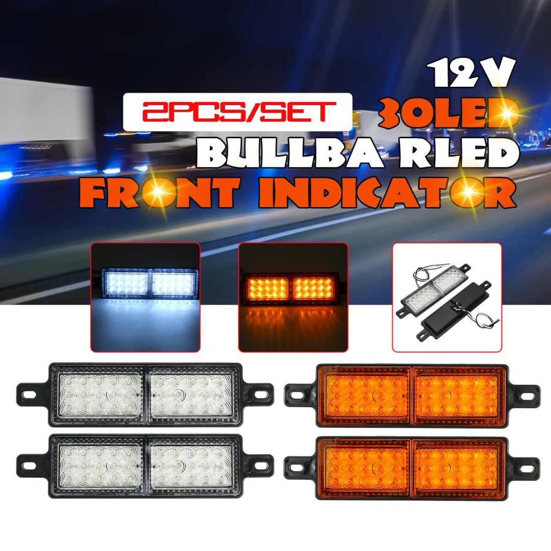 2inch Bar Light Bracket 1 Para Auto Off Road Vehicle Bull Bar Lichter Scheinwerfer Fahrlicht Halterung Klammern
