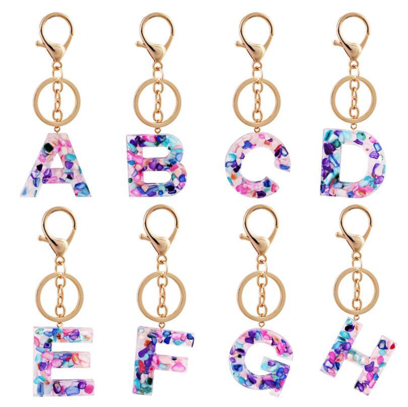 infinity symbol keyring keychain  round glass dome cabochon gift bronze purple