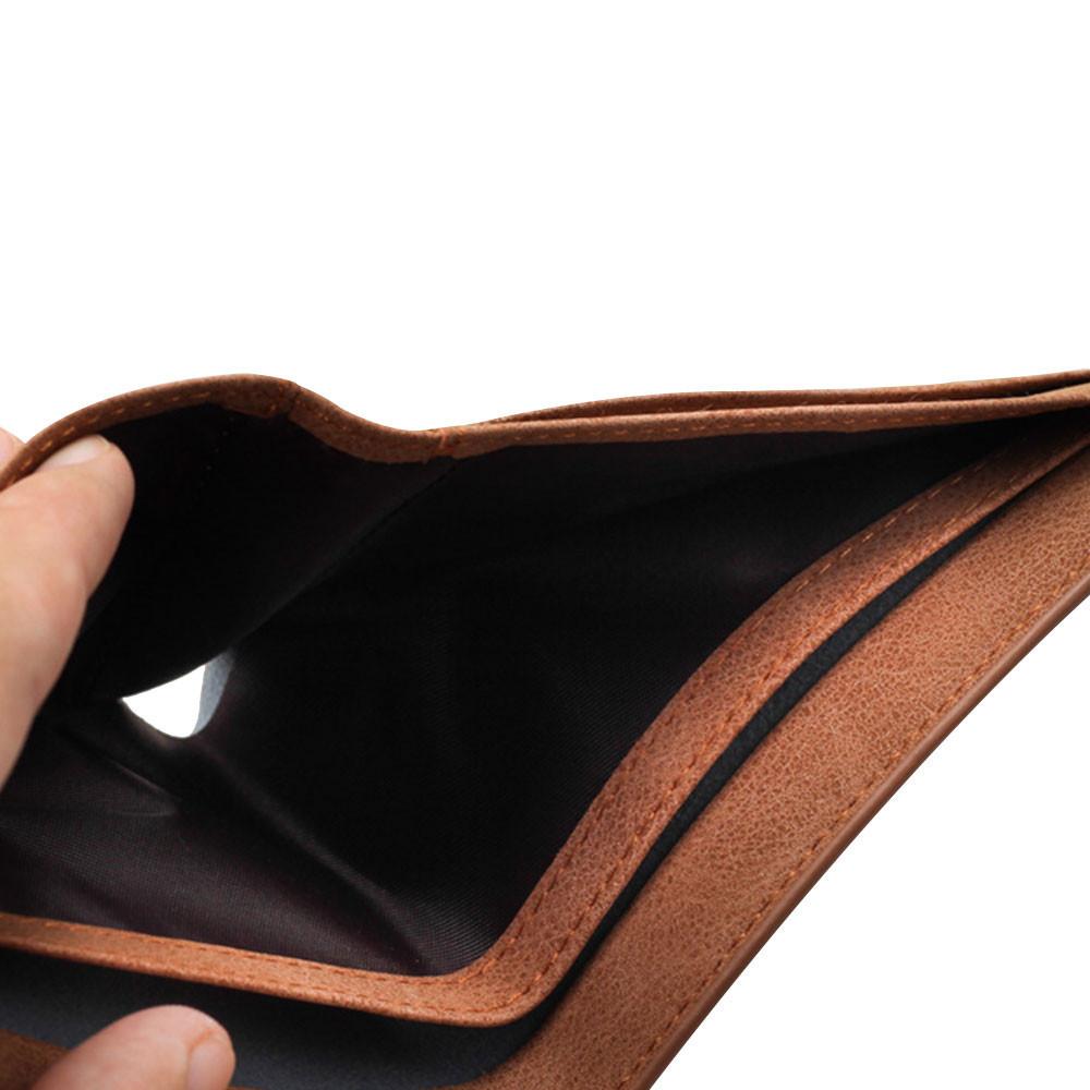 Di modo Nizza uomo cerniera Piccolo Pop design Dollaro Us sottile con titoli Wallet