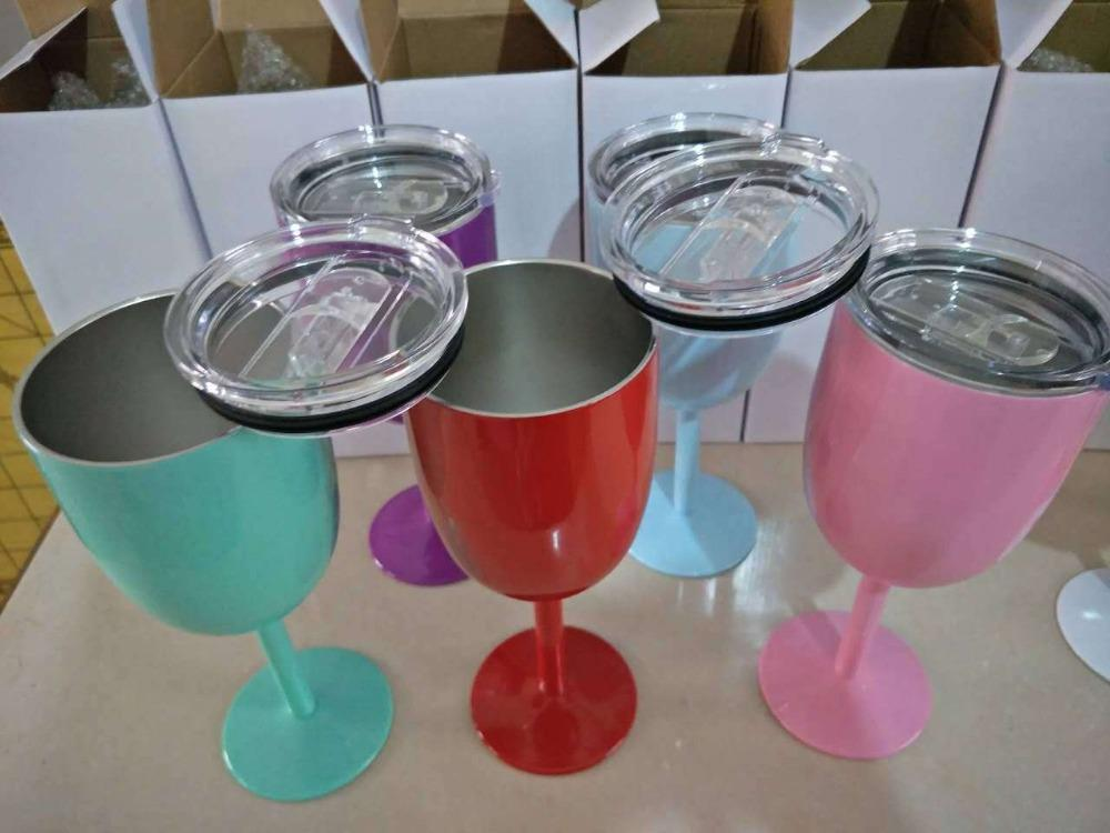 Wholesale-50pcs-lot-10oz-304-stainless-steel-red-wine-Goblet-double-layer-wine-cup-with-lid (2)