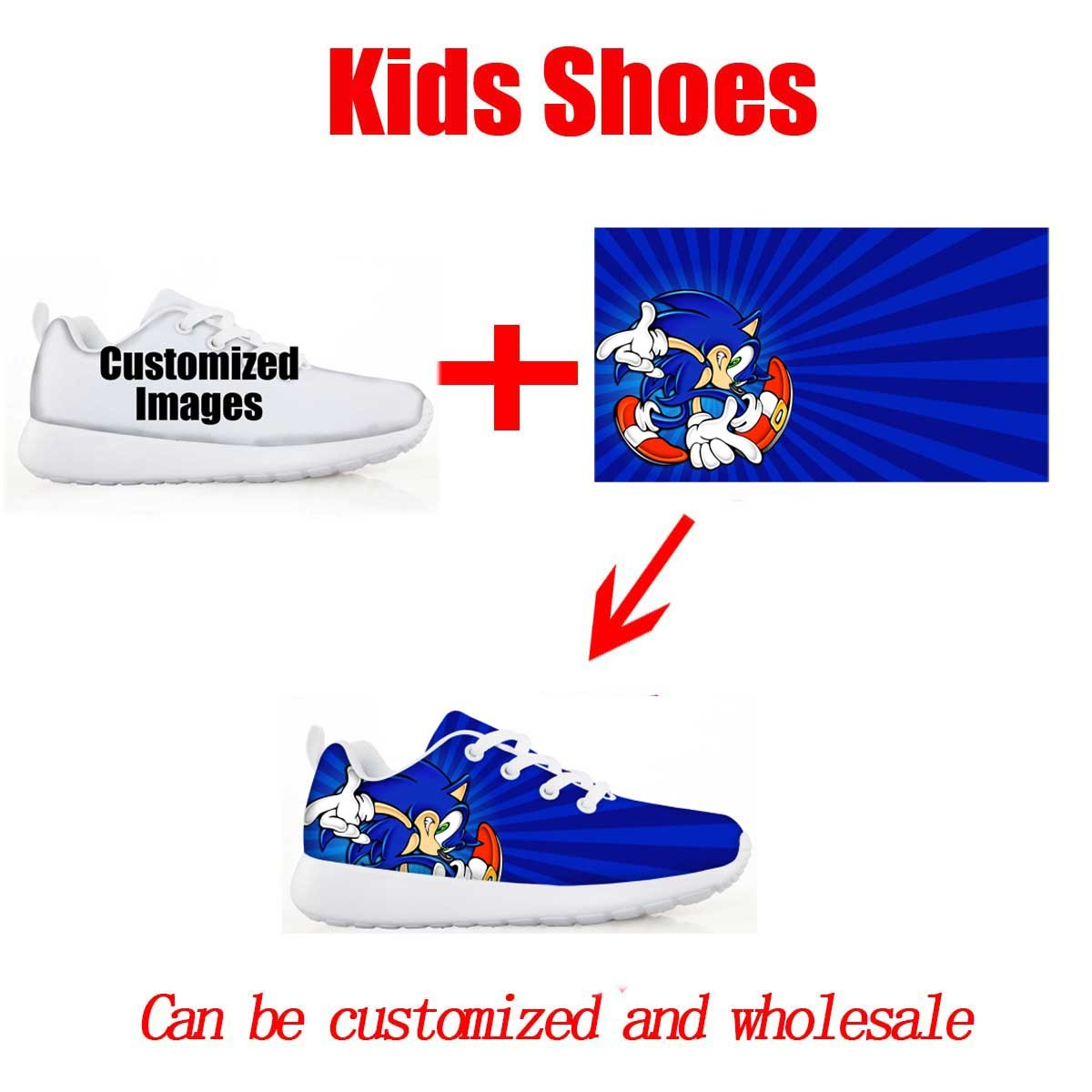 2019 Fashion Childrens Shoes Sneakers For Children Boys Girl Pretty Sonic The Hedgehog Kids Casual Flats Breath Lace Up Shoes S200108 Kids Moccasins Shoes Boys Shoes Size 4 From Huafei07 27 42 Dhgate Com